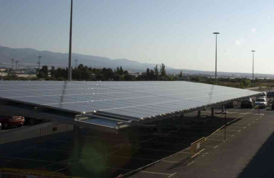 Planta Solar de 1,015Mw