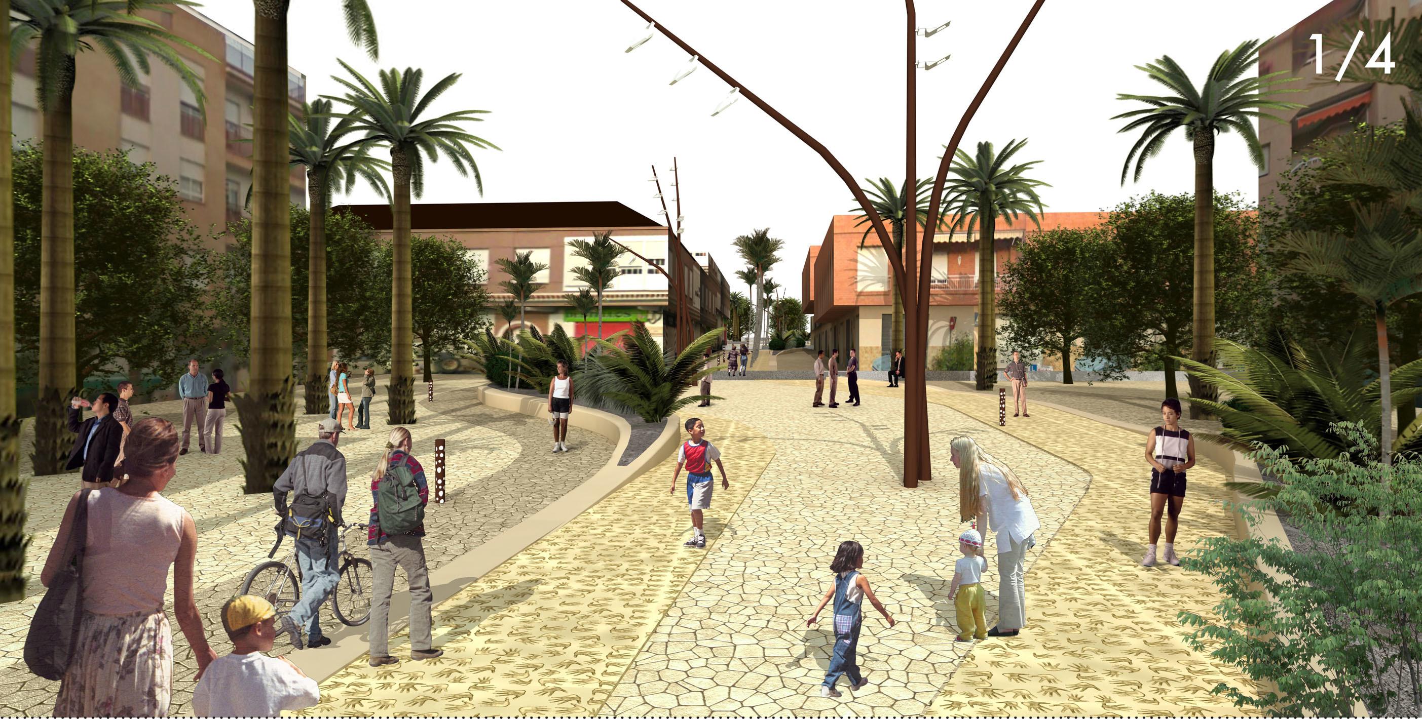 Renovación urbana del Barrio de la Viña