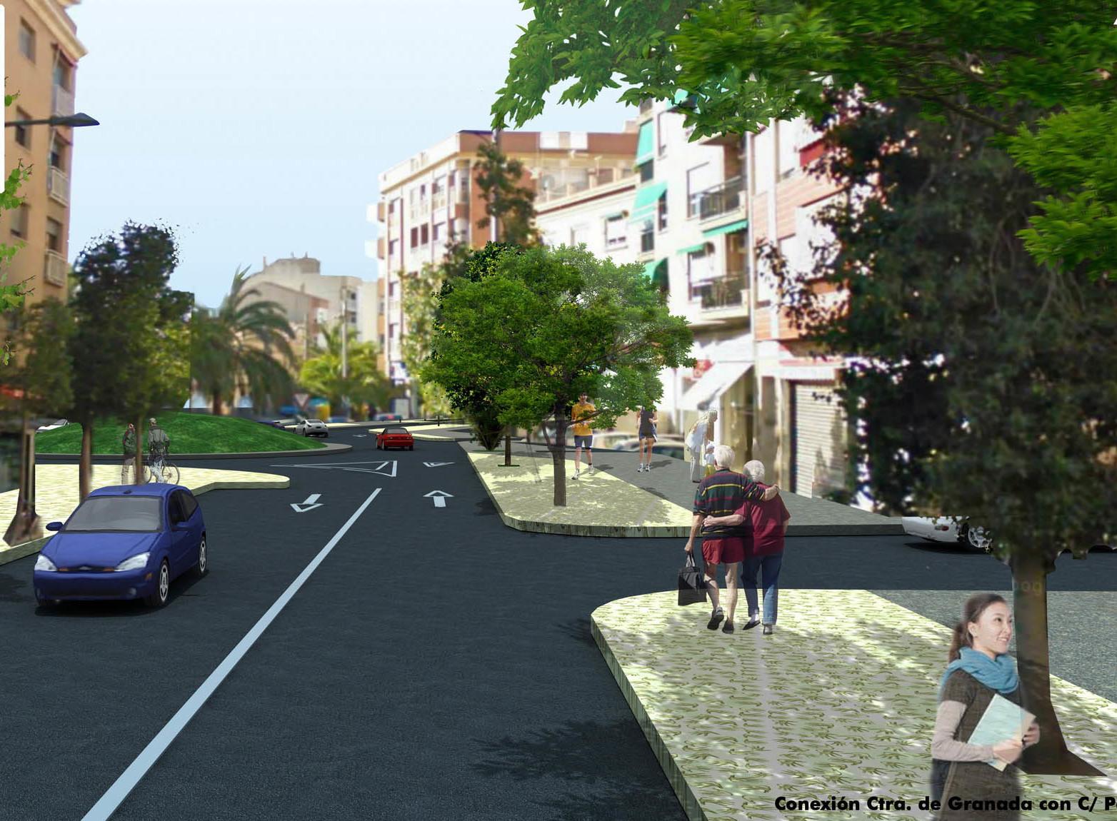 Renovación urbana del Barrio San José