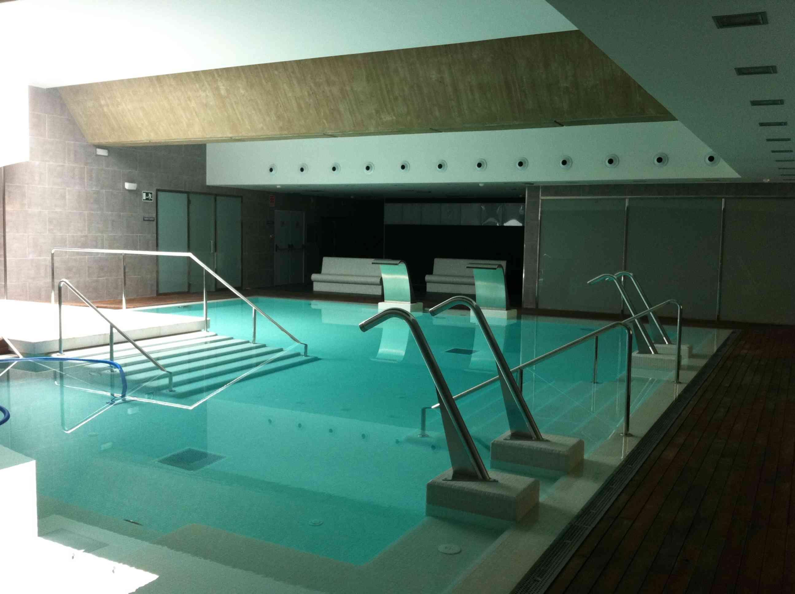 Instalación de Spa y zona termal