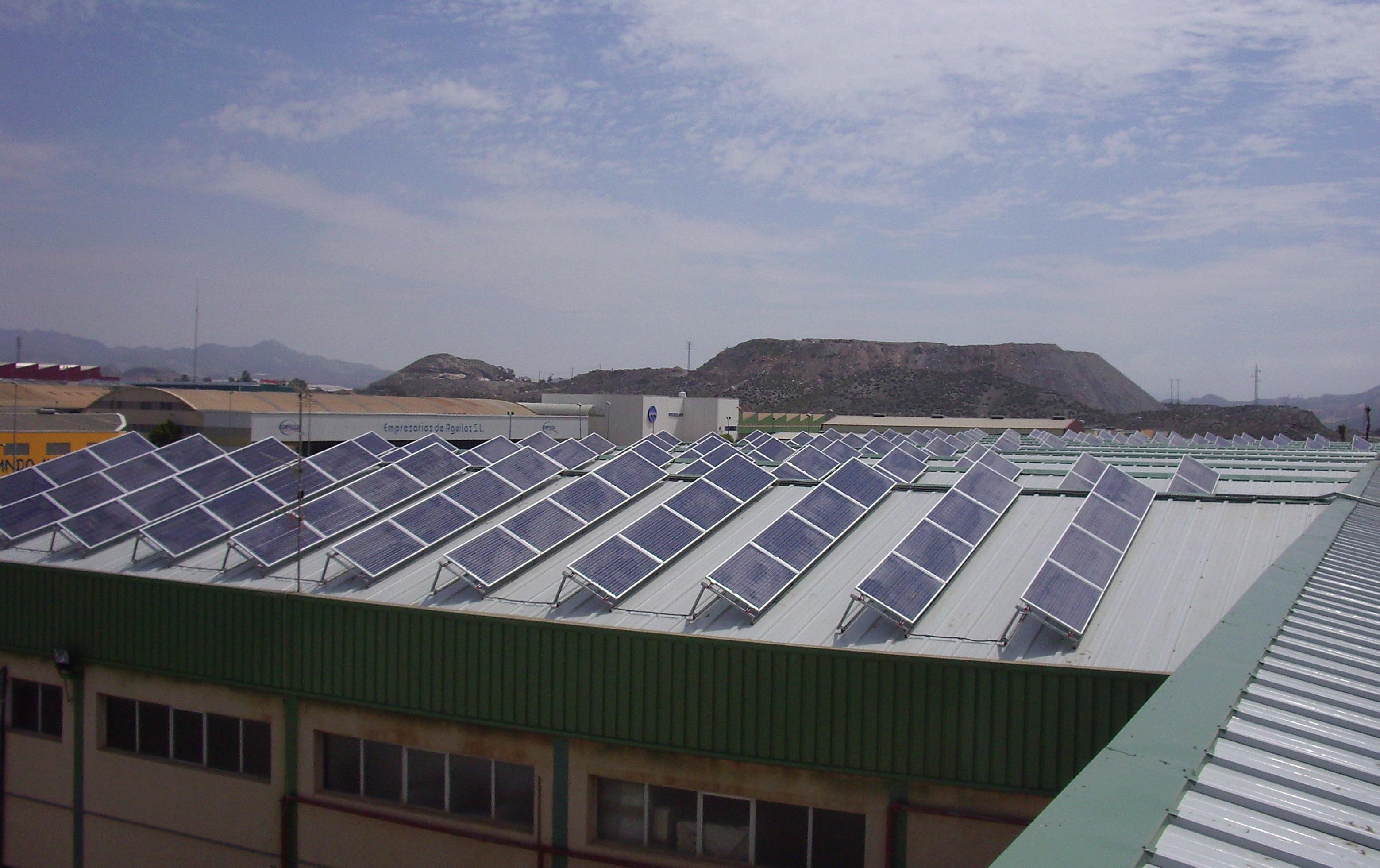 Instalación Solar de 403,37Kwp