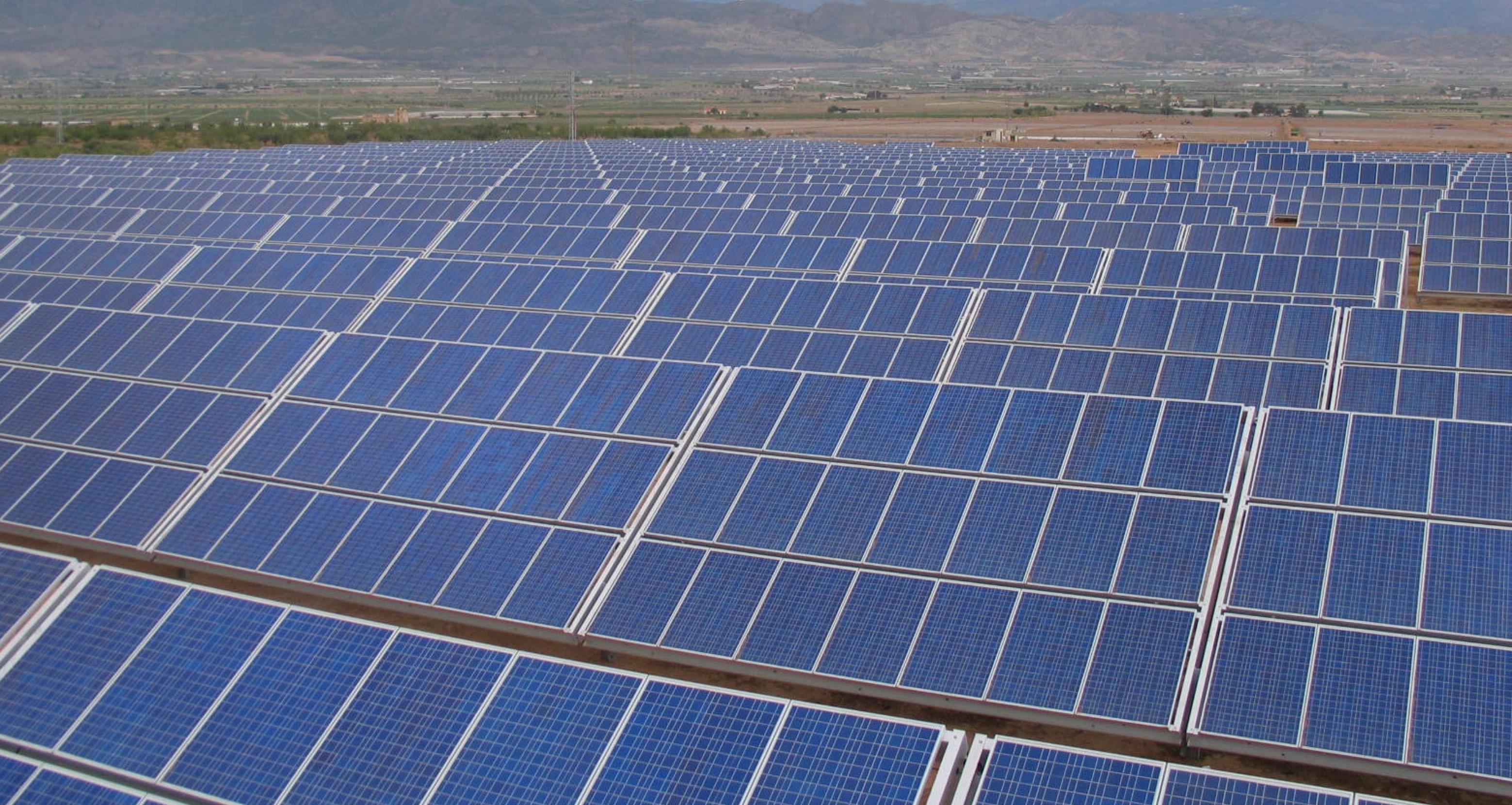 Planta solar de 5,5Mw