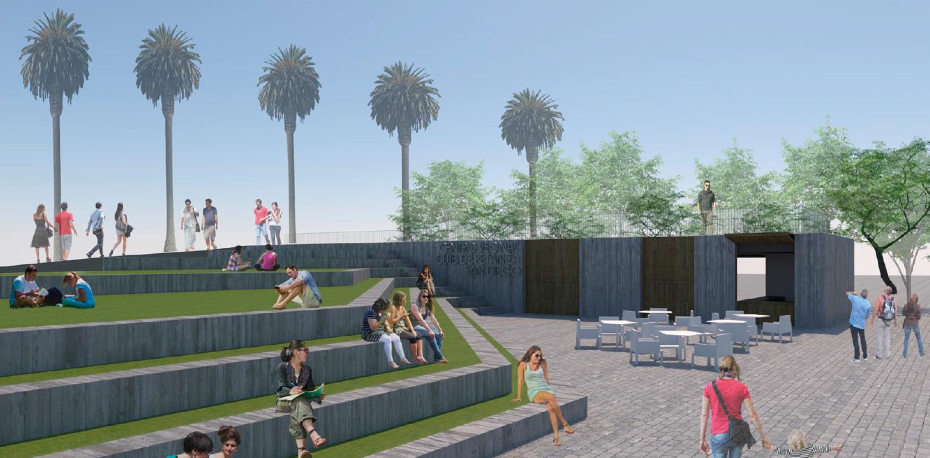 Renovación urbana del Barrio de San Diego