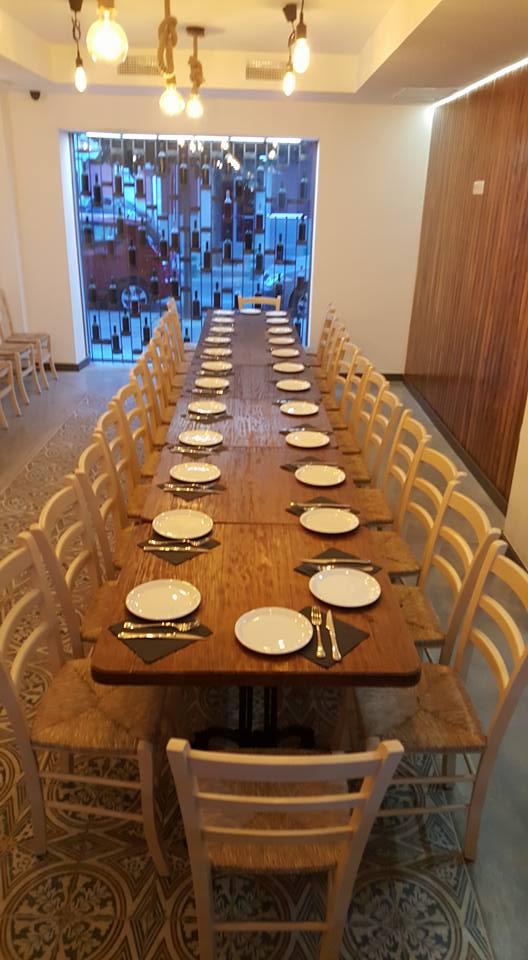 Reforma Restaurante en Murcia.