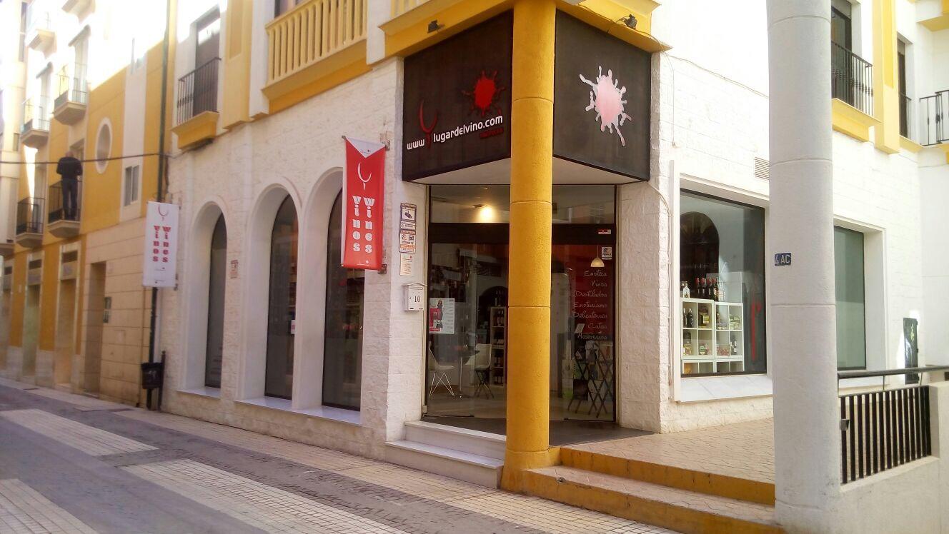 Vinoteca en Lorca